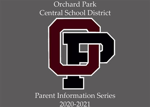 2020-2021 Parent Information Series logo