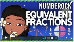 equal fractions song