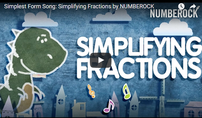simplify fractions song