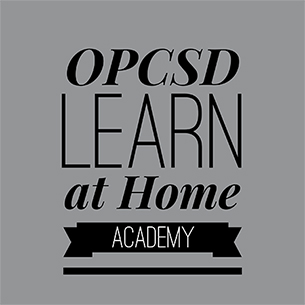 OPCSD Learn at Home Academy Image