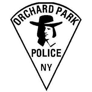 Orchard Park Police Logo