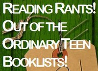"""Reading Rants Out of the Ordinary Teen Booklist"" logo"
