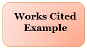 Works Cited Example Button